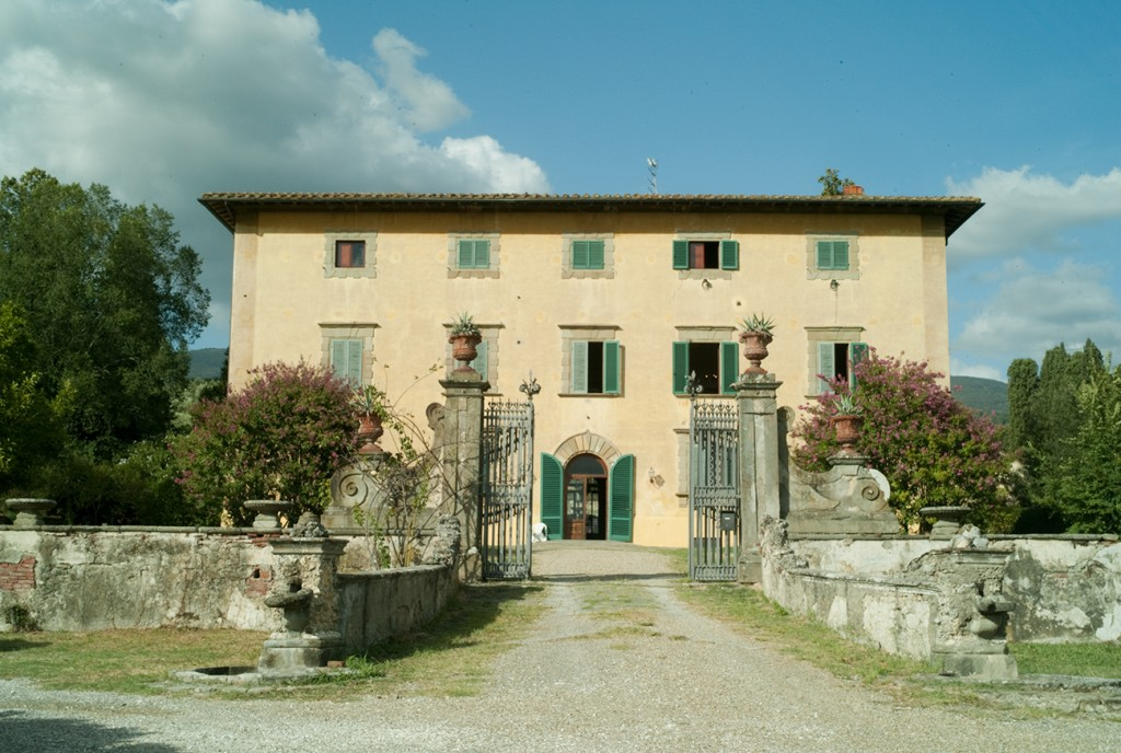 The Villa Rospigliosi