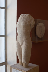 5th cent. BCE kouros